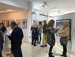 Vernissage Jan 2016 Fuengirola